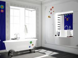 Banyo, kontrast