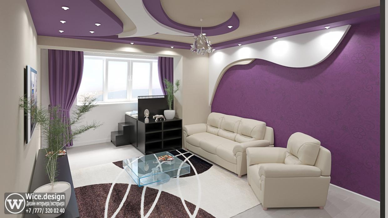 Apartment near the sea 30,5 m / sq. in 3d max corona render image
