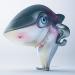 बाघ शार्क 3d max vray 3.0 में प्रस्तुत छवि