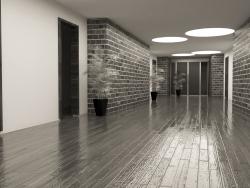 Projection rooms of Cidade das Artes RJ