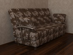 my first try to model the furniture