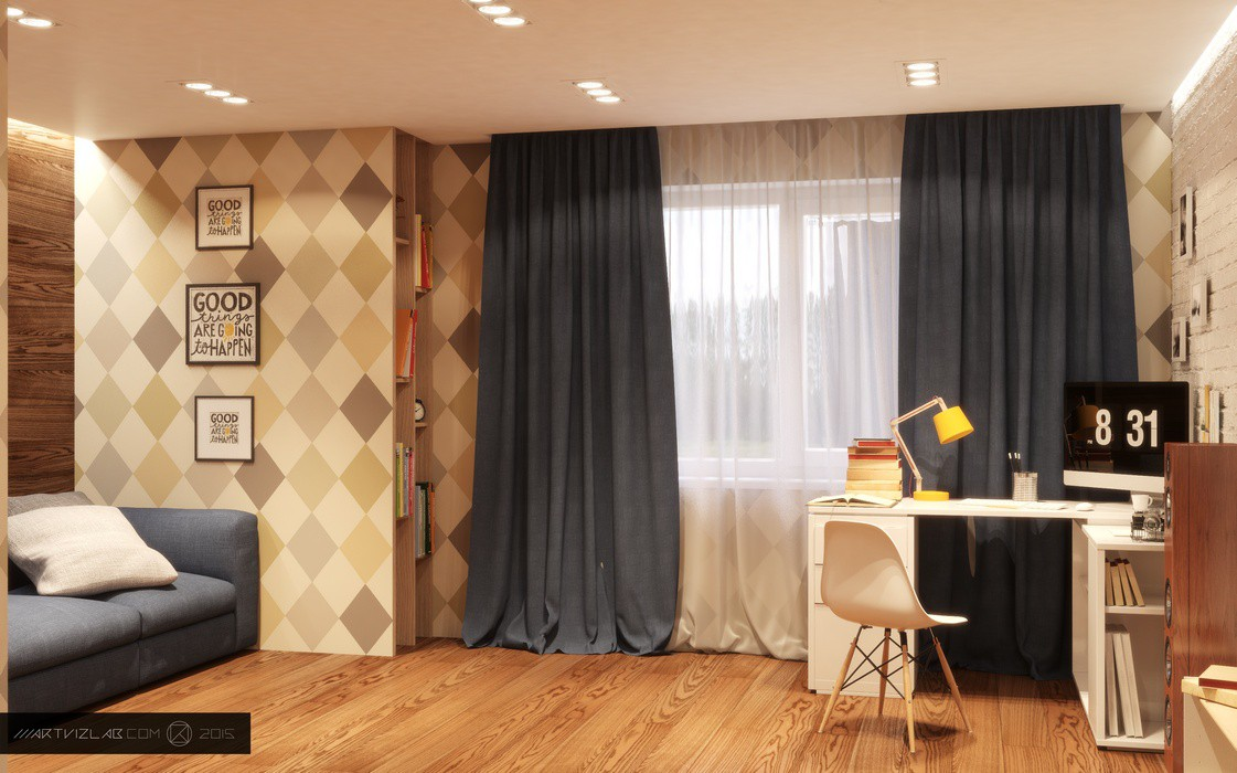 CHILDREN ROOM (design & visualization)  in  3d max   vray 3.0  image