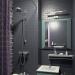 बाथरूम 3 वर्ग एम।