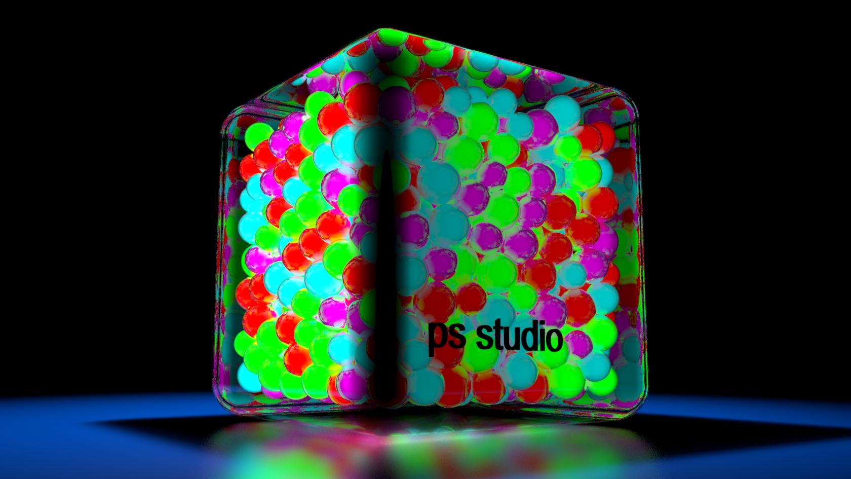 PS STUDIO in Cinema 4d FinalRender image