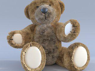 Teddy - часть 1