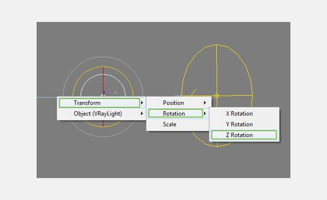 Технологии HDRI для наружного освещения в Vray.