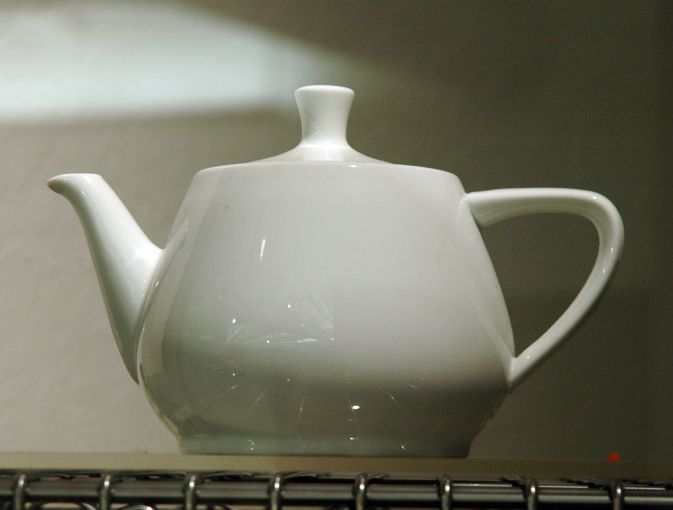 The original Utah Teapot