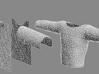 Cимуляція тканини в 3ds Max