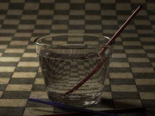 Создаём стакан с водой при помощи Blender и Mitsuba.