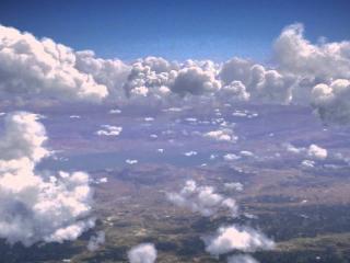 Создать облако в Autodesk Maya 2013
