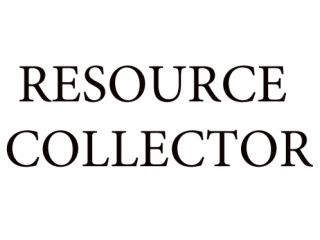 Resource collector 3dmax