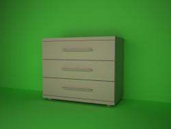 Caixa de gavetas