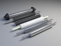 Металлические скалки для теста