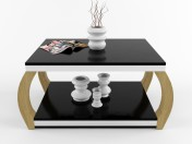 coffee table with