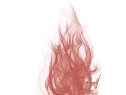 Fiamma di fuoco.