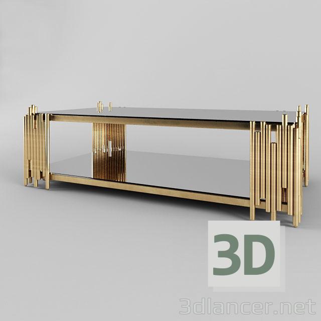 3 डी मॉडल Teble - पूर्वावलोकन