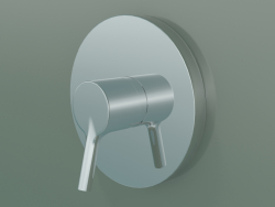 Single lever shower mixer (72606000)