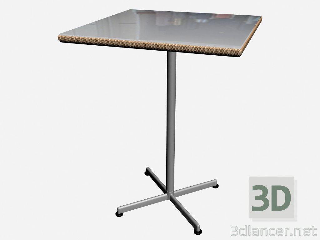 3d model Table bar Low Table Bar 8877 88088 - preview