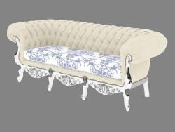 Classic Triple Sofa (13412)