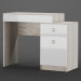 3d model dressing table Nord - preview