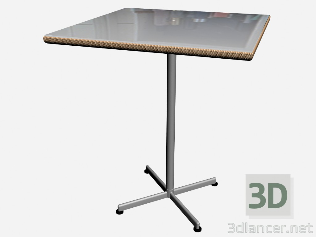 3d model Table bar Low Table Bar 8877 88099 - preview