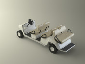 Motorized Golf buggy