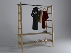 Hanger-ladder