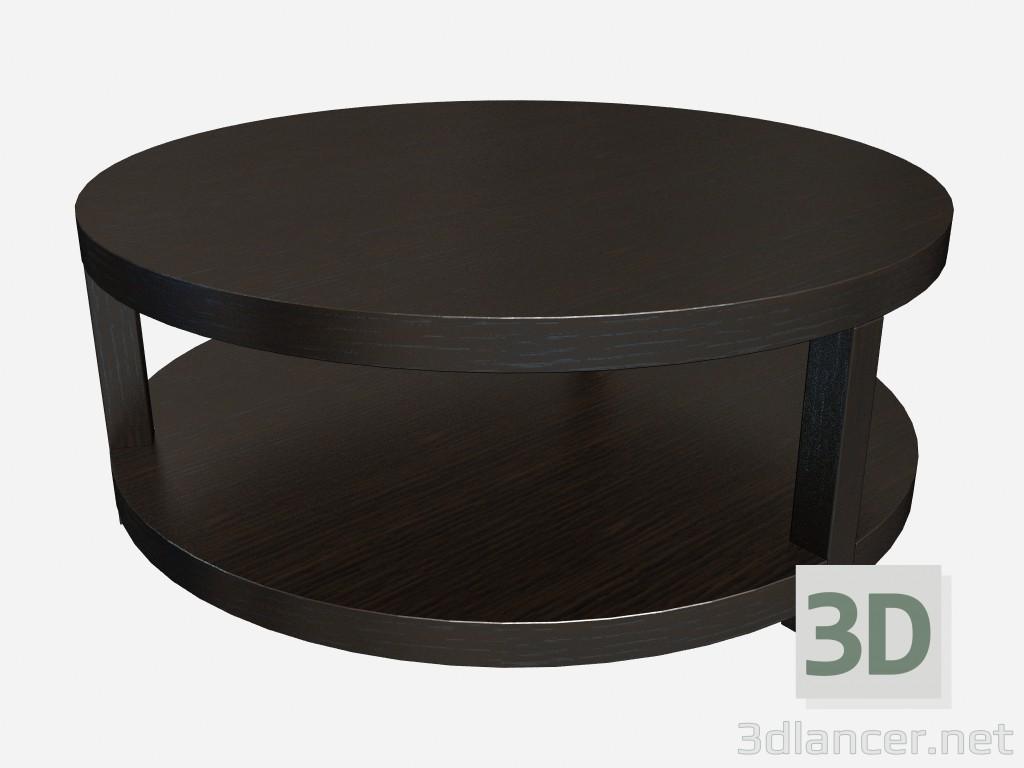 Table Basse Ronde Art Deco modèle 3d table basse ronde forme faust z01,incanto