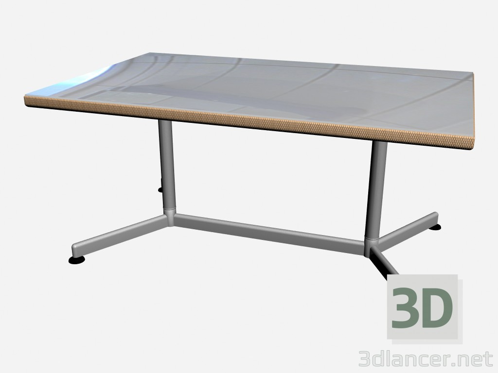 3d model Dining table Table Base 8878 88160 - preview