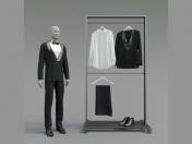 Classic male tuxedo