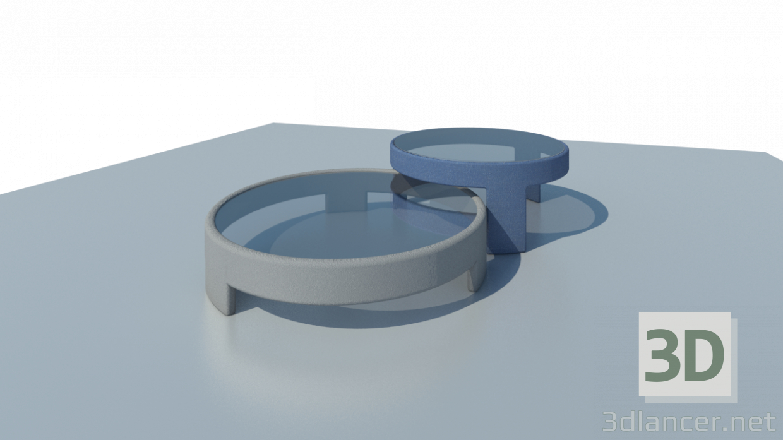 3d free Cuba table model buy - render