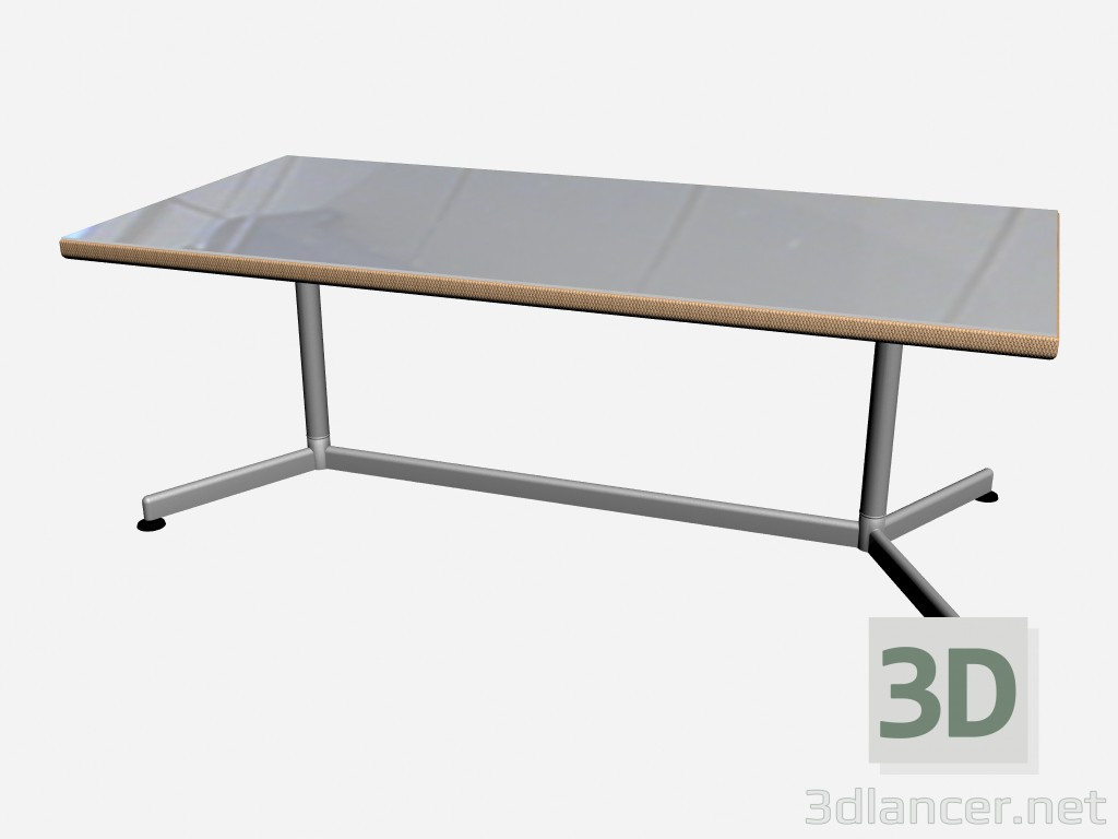 3d model Dining table Table Base 8878 88211 - preview
