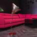 3d Svetilnik napolnii Ulei model buy - render