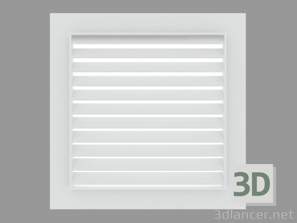 3 डी मॉडल दीवार पर चढ़कर लुमिनेर मिनिब्रीक वर्ग (S4561W) - पूर्वावलोकन
