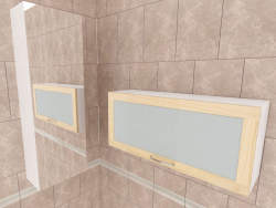 IKEA cabinets in the bathroom