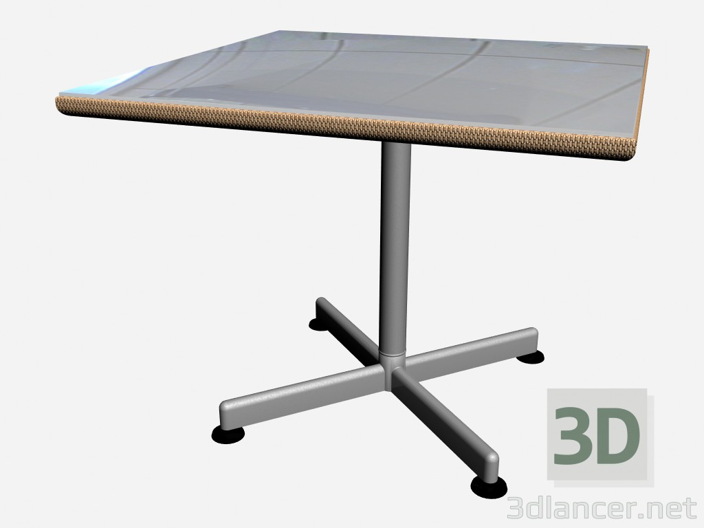 3d model Dining table Table Base 8879 88099 - preview
