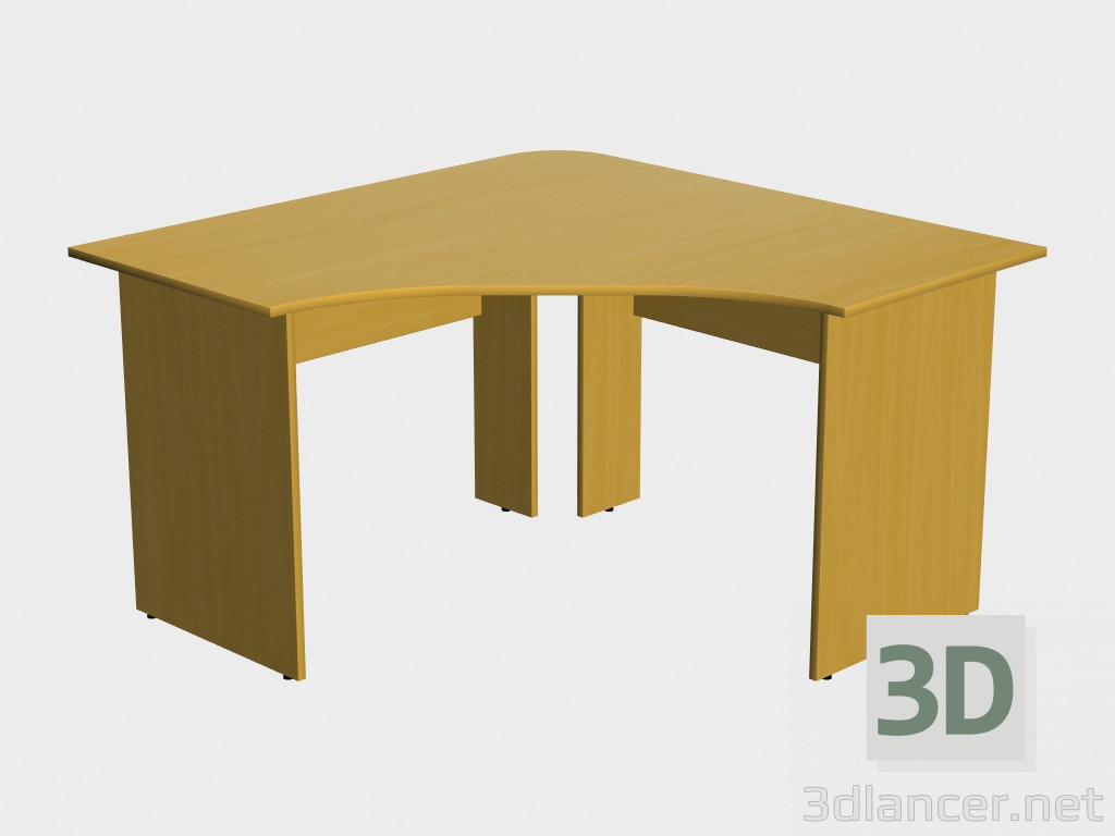 3d model classic table sq130 manufacturer id for Table 3d model