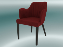 Jenny Half Chair (Red)