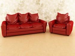 Divano e sedia