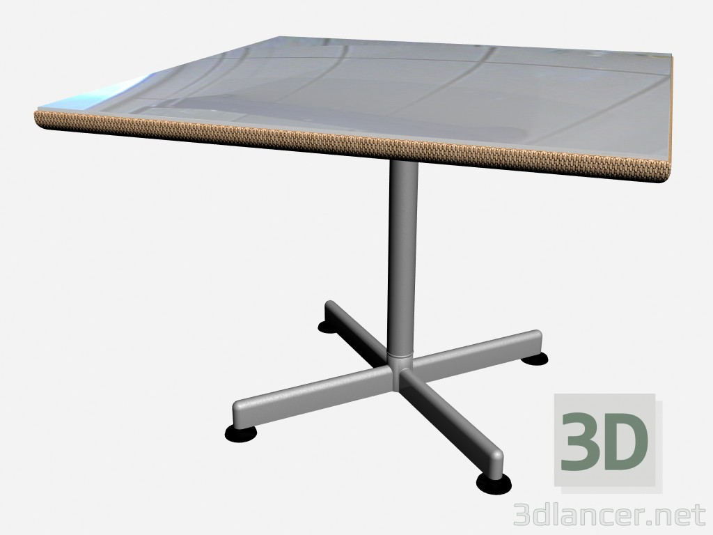 3d model Dining table Table Base 8879 88101 - preview