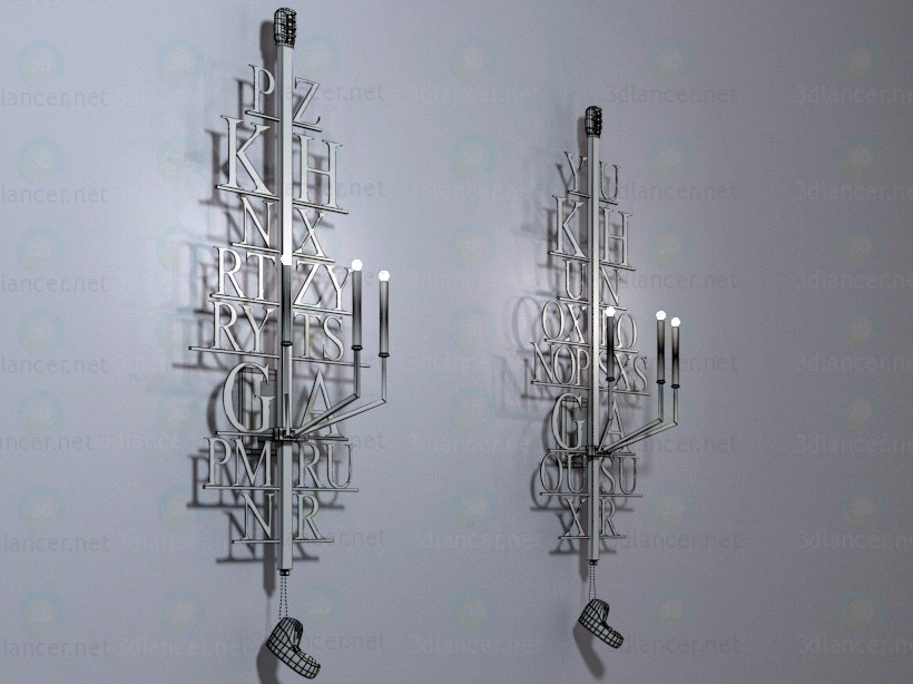 3d модель Sigma L2 Z563 – превью