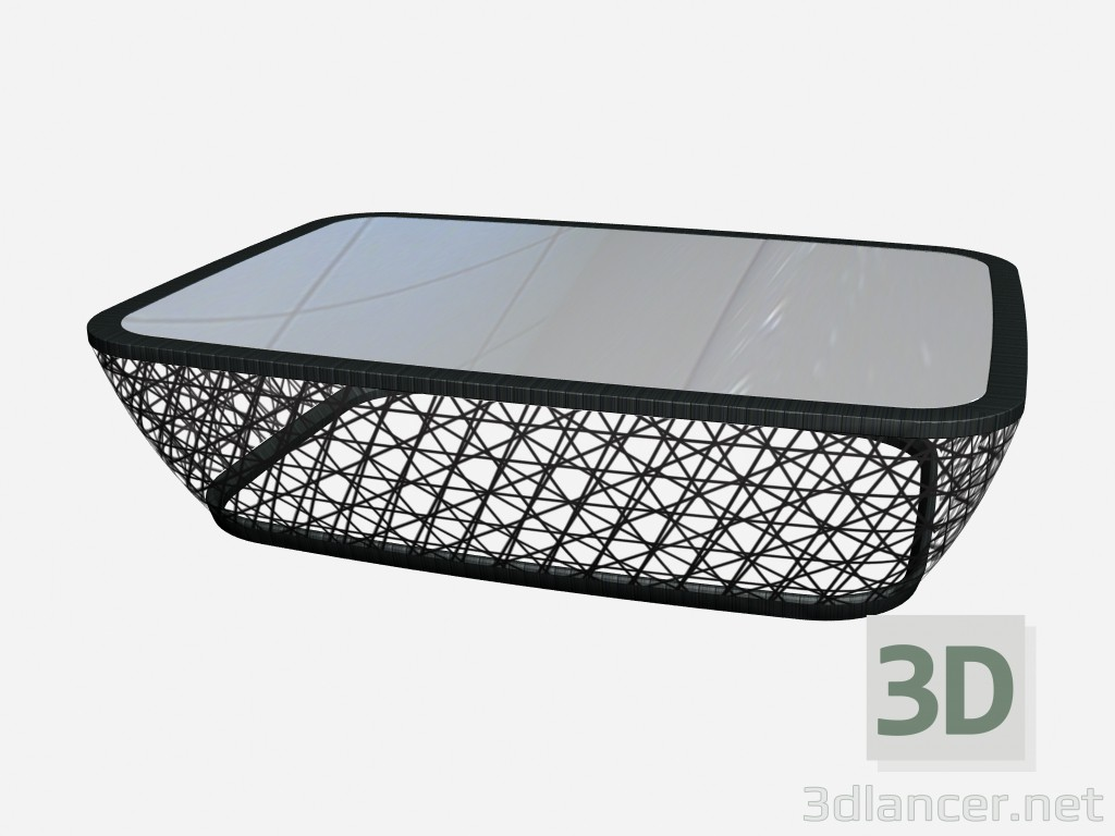 Mod Le 3d Centre De Table En Table Basse 65752 65750 Du