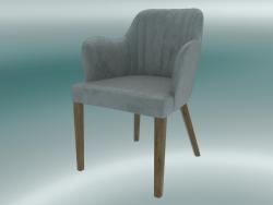 Jenny Half Chair (Grigio)