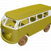 3d model Covered wagon - preview