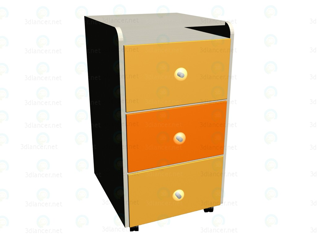 3d modeling Cupboard LK-standard 216 model free download
