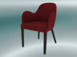 Emily Half Chair (Red)