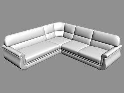 Sofa-Ecke Ortey (Option 3)