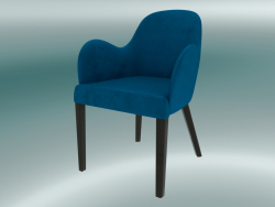 Emily Half Chair (Blu)
