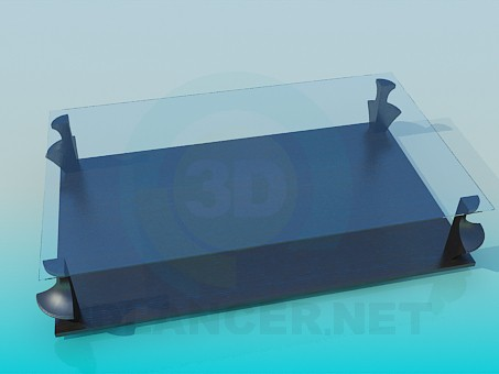 3d modeling Interesting coffee table model free download