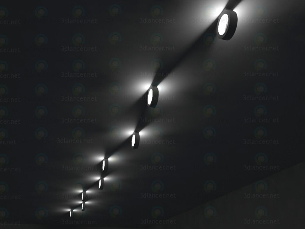 3d модель Світильник Cini & Nils – превью